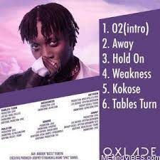 Oxlade – O2  mp3 download