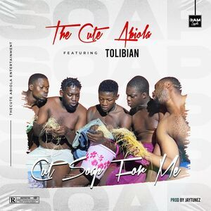 Thecute Abiola Ft. Tolibian – Cut Soap For Me mp3 download