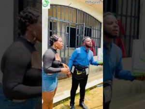 Video SABINUS (mr funny) - OGA DISOBEY'S INSTRUCTION download mp4